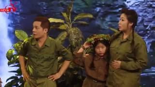 NSND Hồng Vân hài hước kết hợp danh hài Minh Nhí | BẠN CÓ THỰC TÀI - GALA | Mùa 3 - Tập 16