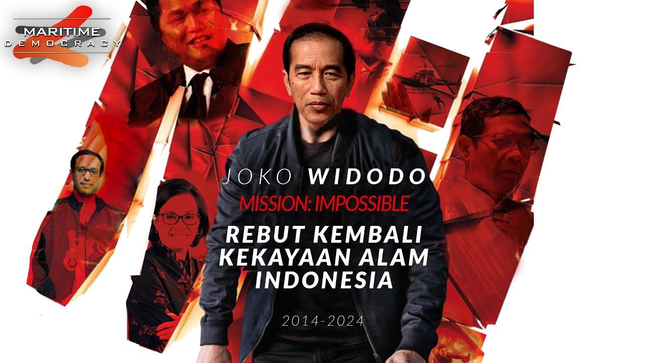 SALUT! Kekayaan Alam Yang Direbut Jokowi Kembali Ke Pangkuan Ibu Pertiwi!