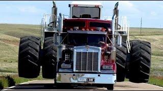 самый большой трактор в мире/  biggest tractor in the world 2016/ Big Bud 747