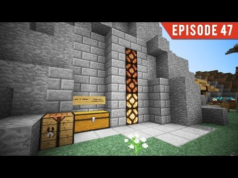 Hermitcraft: Episode 47 - The Automatic Mining Project