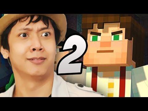 Minecraft Story Mode | มายคราฟท์สตอรี่โหมด | ตอนที่ 1 (2/2)