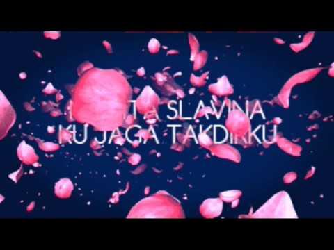 Nagita Slavina - Ku Jaga Takdirku ( Lirik )