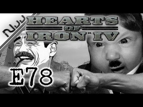 Hearts of Iron 4 - Germany - Mopping up the American Fleet - Lets Play S1 E78