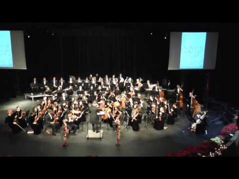 Capriccio Espagnol performed by Troy Athens Symphony Orchestra 17 Dec. 2015