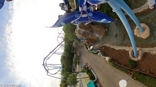 Manta (HyperSmooth POV) SeaWorld Orlando