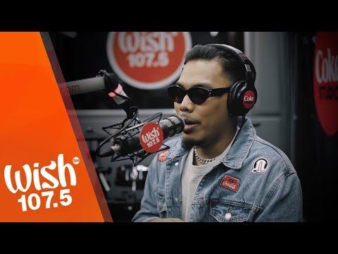 "Al James Performs ""Pwede Ba"" (Lola Amour) LIVE On Wish 107.5 Bus"