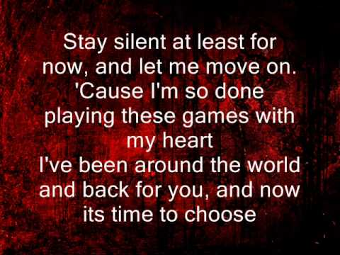 A Day To Remember-(intro)-Heartless-(Lyrics)