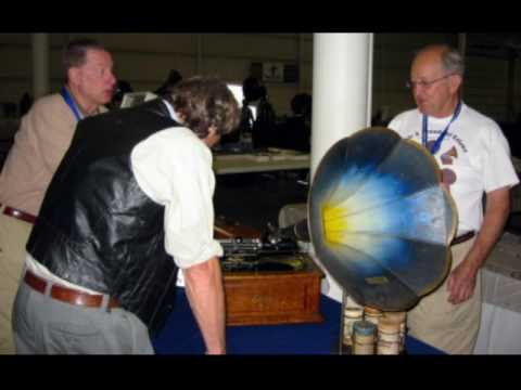 Phonovention - Antique Phonograph Show August 1, 2009
