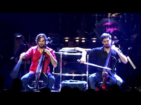 2CELLOS - Despacito - With Or Without You @ Royal Albert Hall