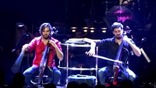 2CELLOS Despacito With Or Without You Royal Albert Hall