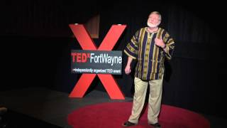 Community through Trans-formative Conflict Resolution: Patrick Ashton at TEDxFortWayne 2013