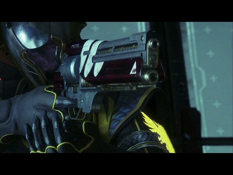 Destiny 2: Hands-On With PC Gameplay