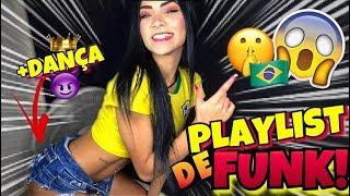 MINHA PLAYLIST DE FUNK 🇧🇷