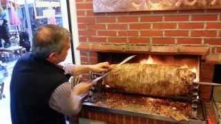 Döner Kebab In Istanbul