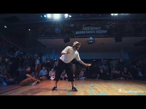Free Spirit Festival 2017 MUSICOLOGY // Robozee vs St.Preux // Funk -  1/2 Final