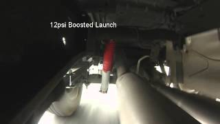 12psi Boosted Launch