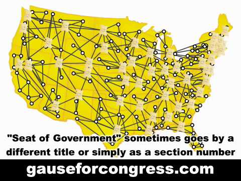 Larry Gause - US House 4th District of Georgia - BRING HOME THE POLITICIANS