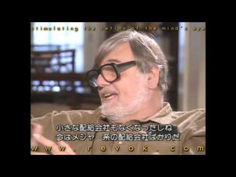 GEORGE A. ROMERO - Interview (part 2) Discussing his career and his future plans