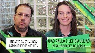 HF Brasil Entrevista - João Paulo Deleo e Letícia Julião