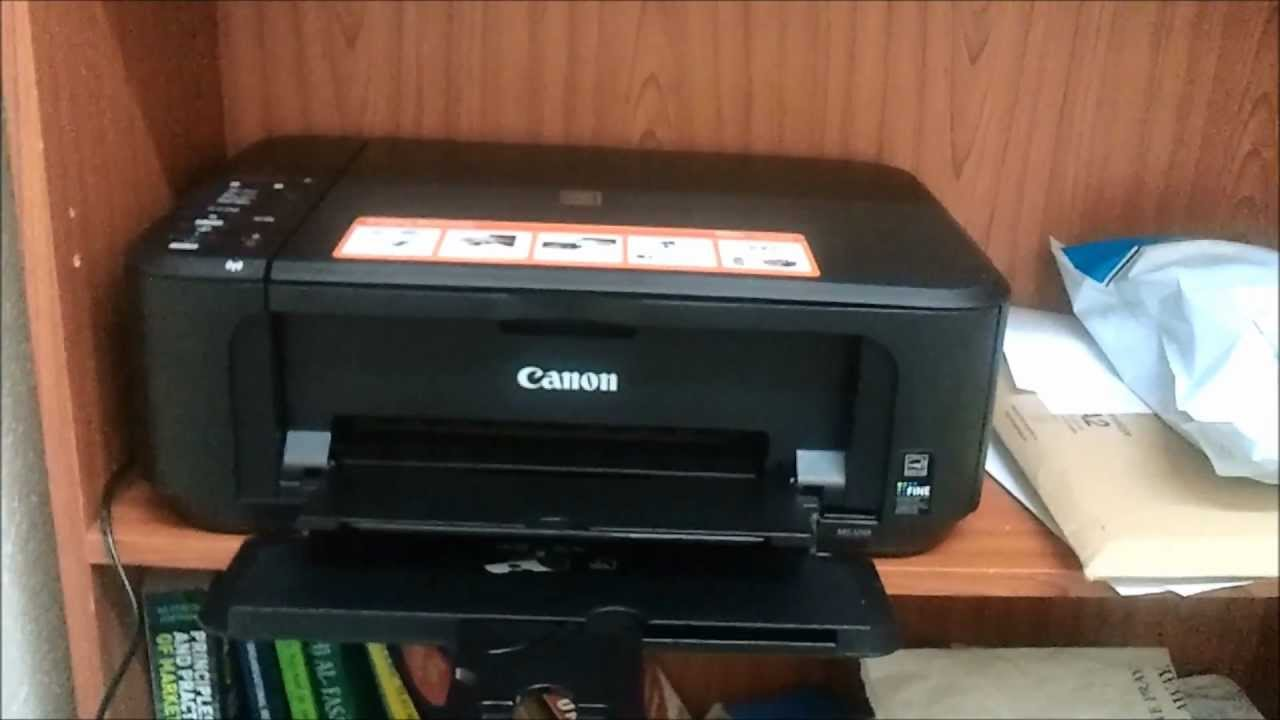 Canon PIXMA MG3250 review - YouTube