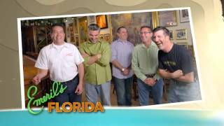 Emeril's Florida: Family Owned and Operated