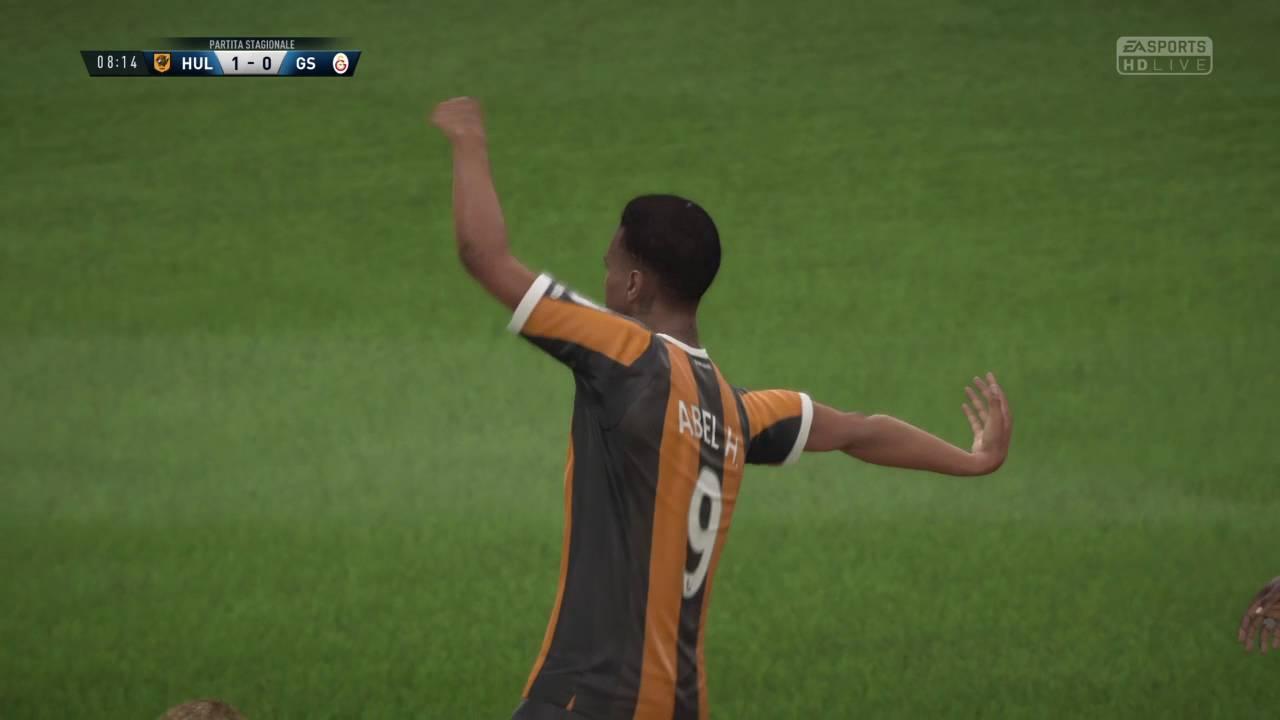 Abel Hernandez Fifa 17 - YouTube