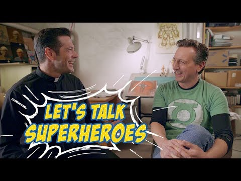 Let's Talk Superheroes