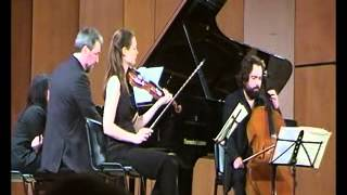 TRIO n. 2 in MI BEM. MAGG. D. 929 op. 100 F. SCHUBERT - ATOS TRIO 09/02/13 Messina