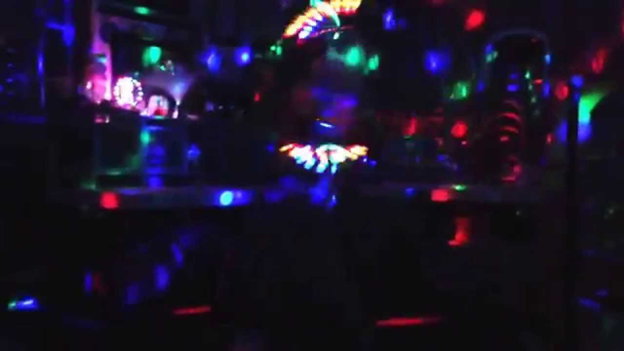 Party Time In My Twins Room With Their Disco Lights And What Does - Bedroom disco lights