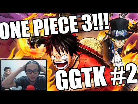 TKgaming - ซาโบ้ เอส ลูฟี่ [One Piece: Pirate Warriors 3]