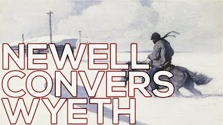 Newell Convers Wyeth: A collection of 80 paintings (HD)