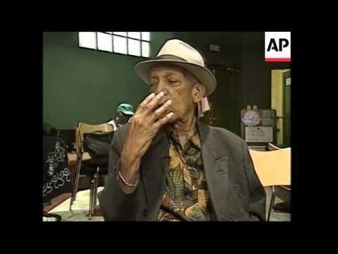 "Singer from ""Buena Vista Social Club"" dies aged 95"