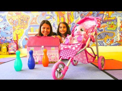 Aslı ve Eda #PinkiePie`ın kaybolan eşyalarını arıyor. #eğiticivideo