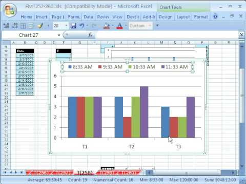 Excel magic trick chart from noncontiguous data also youtube rh