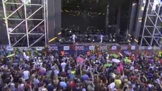 Heidi vs Kim Ann Foxman (FULL HD) LIVE @ EXIT Festival 2014 - Best Major European Festival