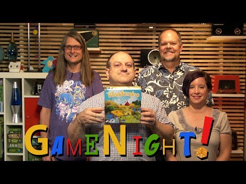 Kingdomino - GameNight! Se5 Ep6
