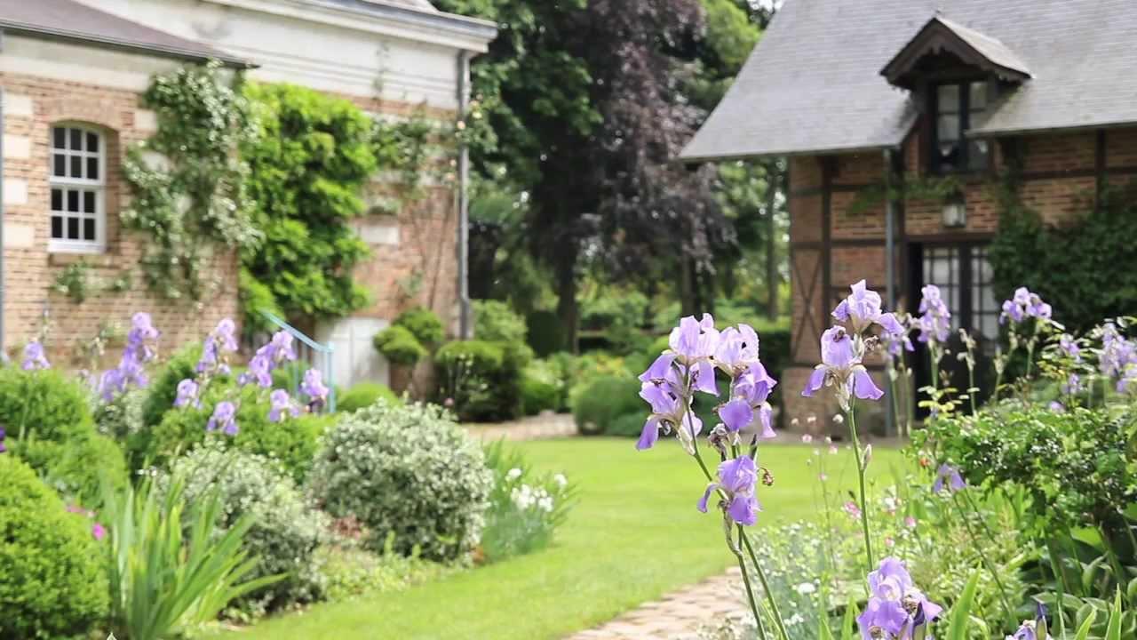 Parenth se romantique dans les jardins de maizicourt for Jardin romantique anglais