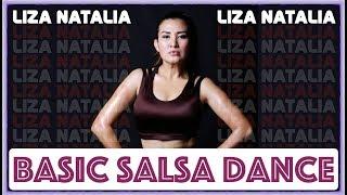 Salsa Dance || Liza Natalia || Official Zumba® Brand Ambassador
