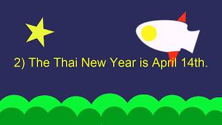 Thailand -- Easy English Listening Practice --