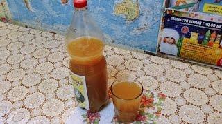 Атомный квас из кипрея (Иван-чай) - утоляет жажду, идеальный для окрошки.