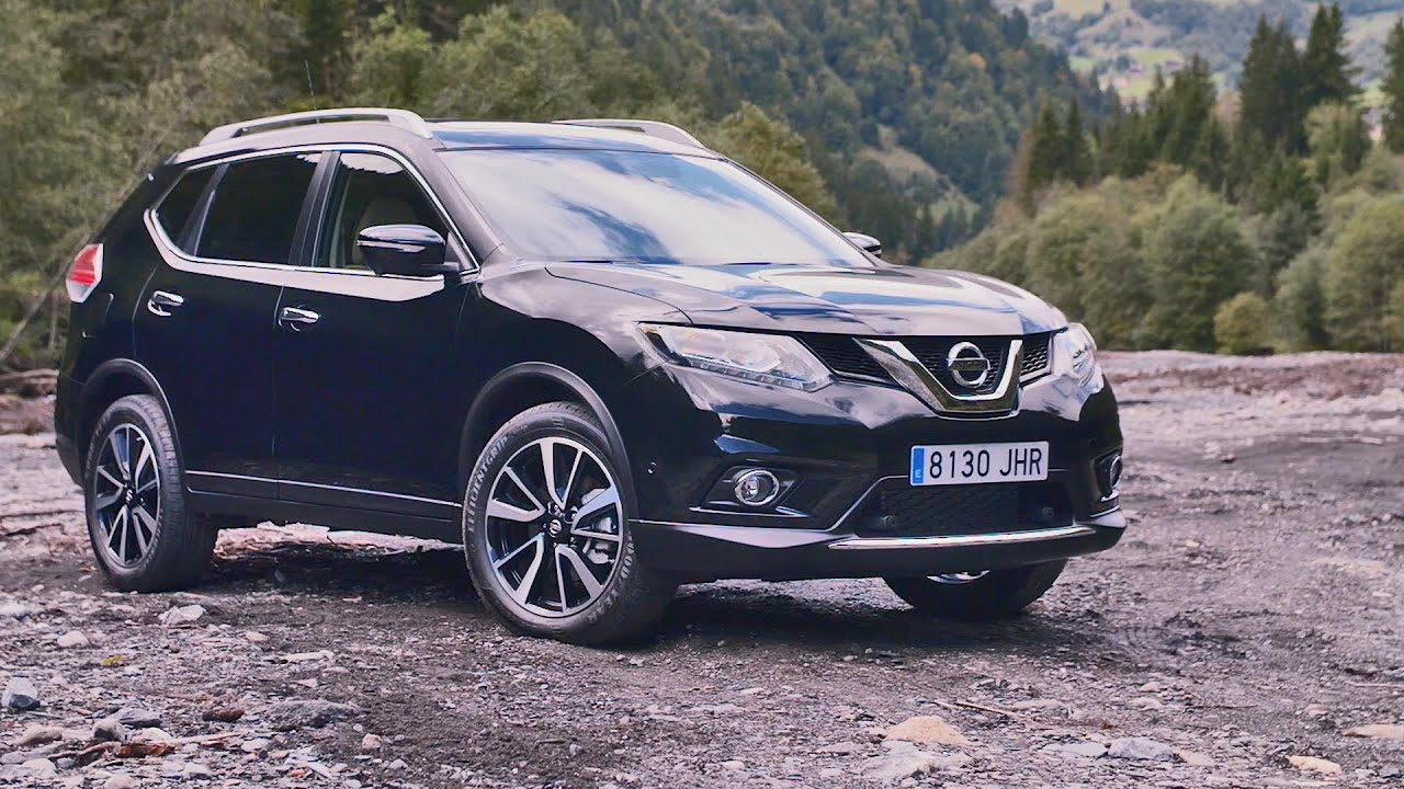 2016 nissan x trail youtube. Black Bedroom Furniture Sets. Home Design Ideas
