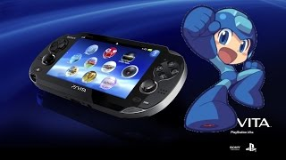 How To Play Any PSP Game On PS Vita (Mega Man Powered Up)