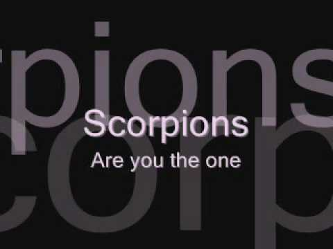 Scorpions - Are you the One