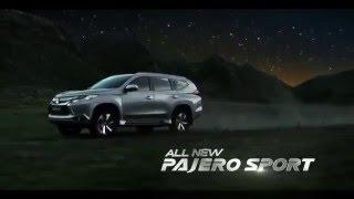 Mitsubishi All New Pajero Sport 2016 Indonesia