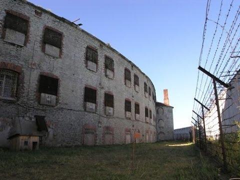 Старейшие тюрьмы. Кресты и Централ