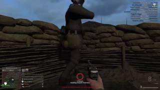 AC-130 Gunship - Gameplay Verdun