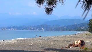 Сухум Абхазия Отдых на море Август 2014(Самое главное в этом городе то, что он расположен в замечательном месте, на берегу Черного моря, и климат..., 2016-03-17T13:45:29.000Z)