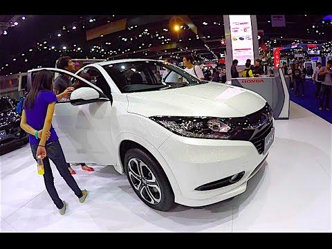New 2017, Crossover Honda HR-V, SUVs 2018