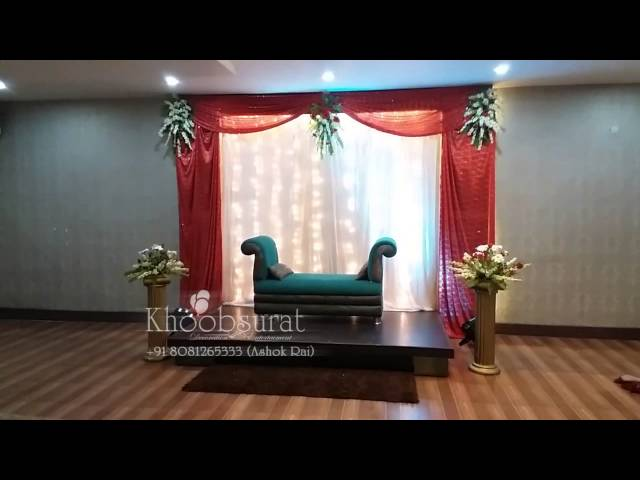 ring ceremony decoration organiser in lucknow +91 8081265333