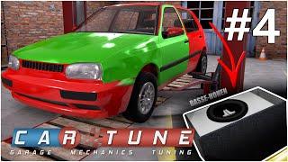Car Tune (#4) - Omówienie Sierpniowej Aktualizacji Projektu Gry  UPDATE 08.2019